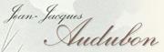 Logo de l'expo d'Audubon