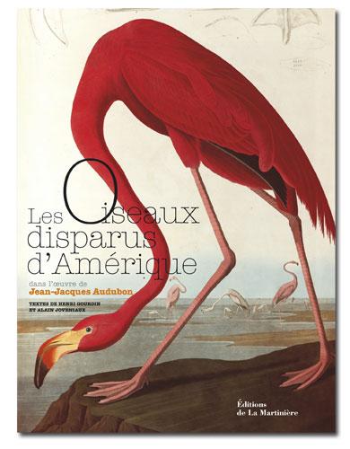 Les oiseaux disparus d'Amérique