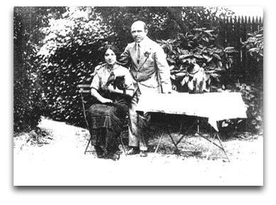 Suggiea et casals à la Villa Molitor
