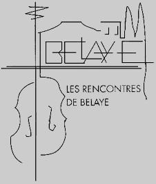 29èmes Rencontres de Violoncelle de Bélaye (Lot), le jeudi 10 août 2017 vers 18h