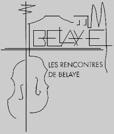 Logo des rencontres de Belaye