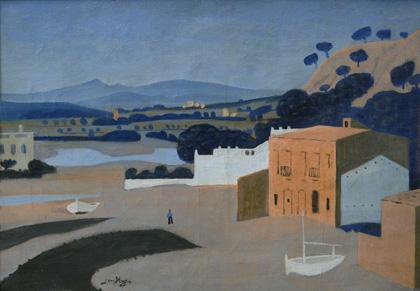 Musée Paul Valéry de Sète, le 26 octobre