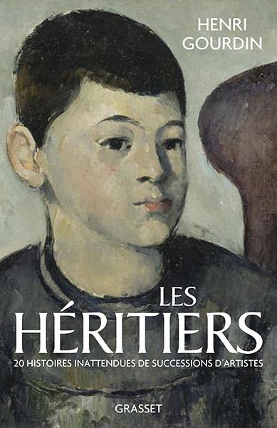 Couverture des Héritiers chez Grasset